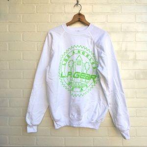 90s Vintage LA Gear Deadstock Sweatshirt Neon